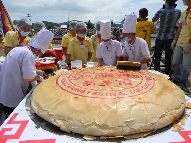 Bánh Pía Tân Huê Viên - Tiện ích tại Vạn Phát Avenue