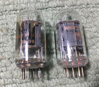 RCA 12AU7 Clear Top tube RCA%2B12au7%2Bclear%2Btop%2B2