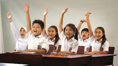 tips agar anak mau bersekolah