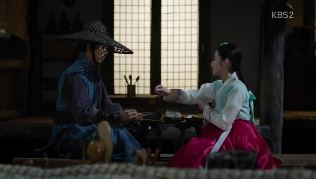 Sinopsis Queen For Seven Days Episode 5 Part 2