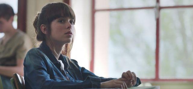 Eva en el piloto de 'Skam España'