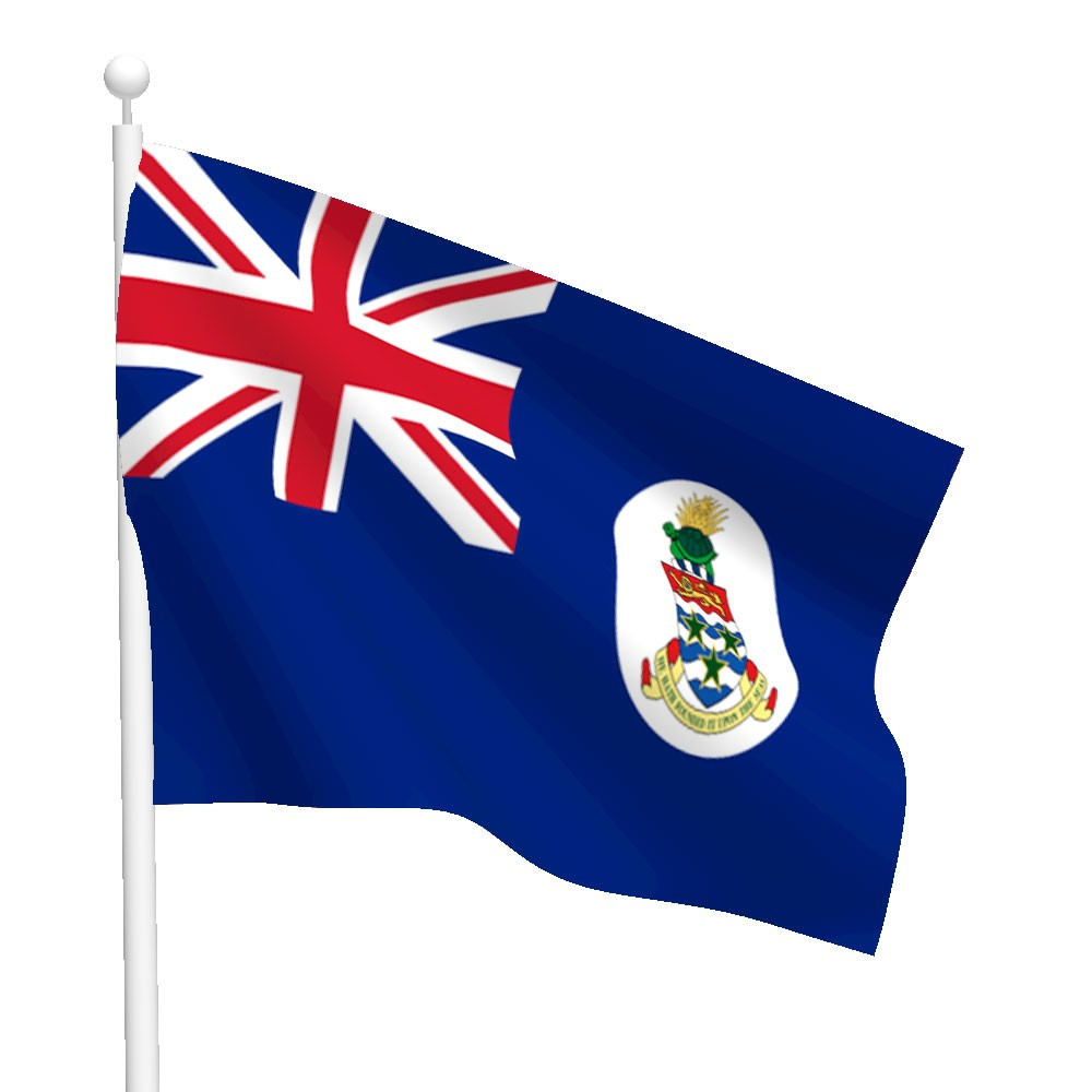 Graafix national flag of cayman islands for The flag is