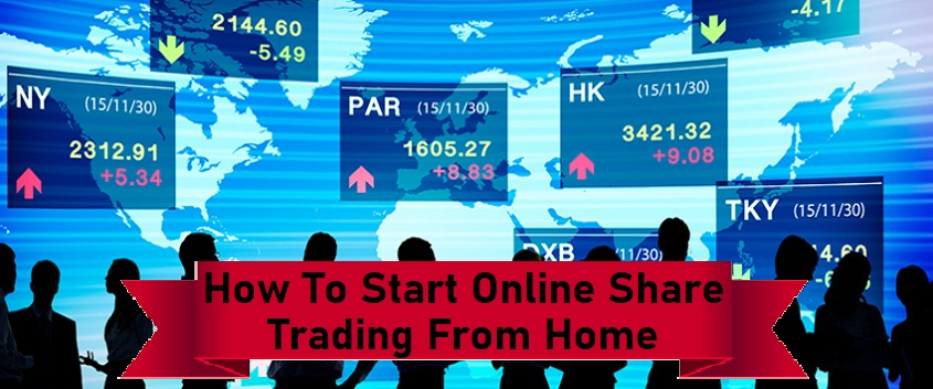 how share trading works