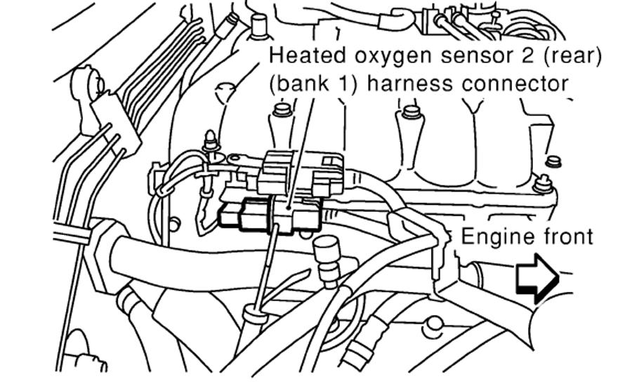 PerfektAdrenalin: DIY: Rear Passenger O2 Sensor for
