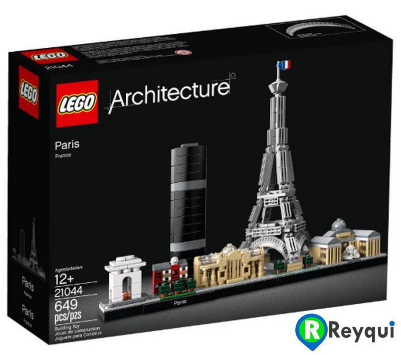 Paris Lego