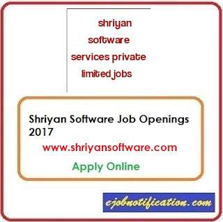 Shriyan Software Hiring Freshers Entry Level Developers Jobs in Hyderabad Apply Online