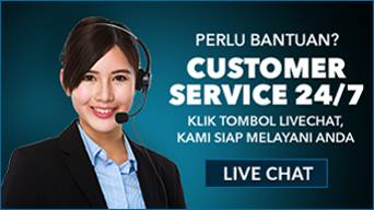 Livechat Customer Service 24/7