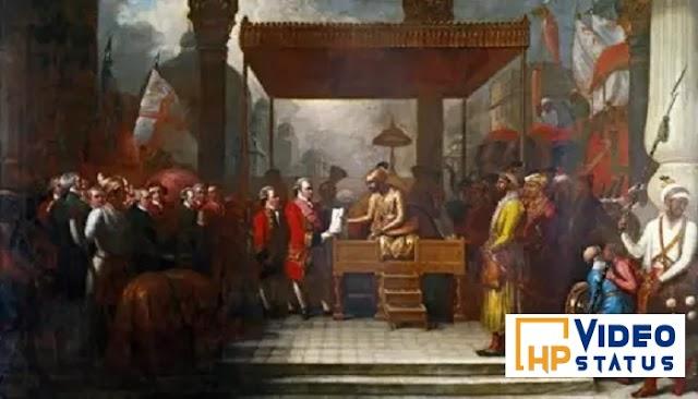 ભારતના સૌથી દેશદ્રોહી જનરલને જાણો. કે જેમણે ભારત ને વેચીને અંગ્રેજોનો ગુલામ બનાવ્યો - Real Story