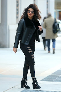Priyanka Chopra Out And About In New York