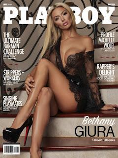 Playboy Suecia – Junio 2019