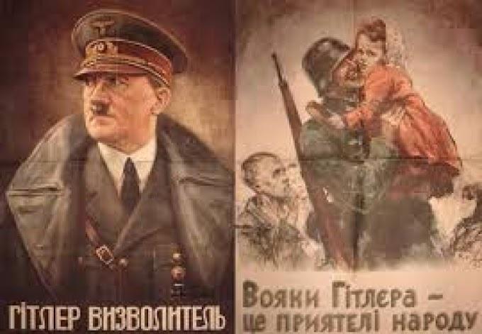 В Киеве подобрали место для установки памятника Гитлеру