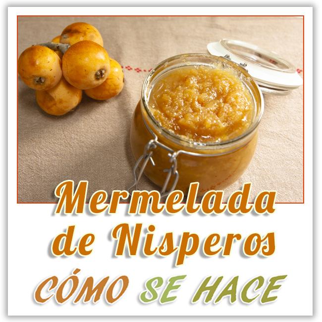 MERMELADA CASERA DE NISPEROS