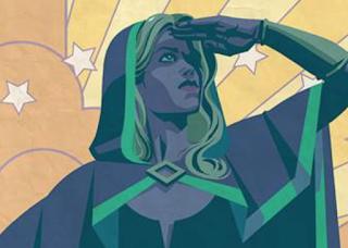 Comic Book Debuts First Ever Transgender Main Character