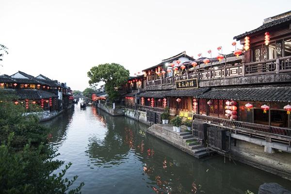 เมืองโบราณซีถัง (Xitang Ancient Town)