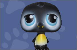 LPS Penguin Figures