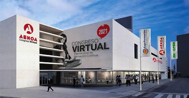 Edificio Congreso Virtual Formación Continua