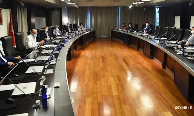 NKT: Od ponedjeljka nove restriktivne mjere u opštinama, zavisno od broja inficiranih...