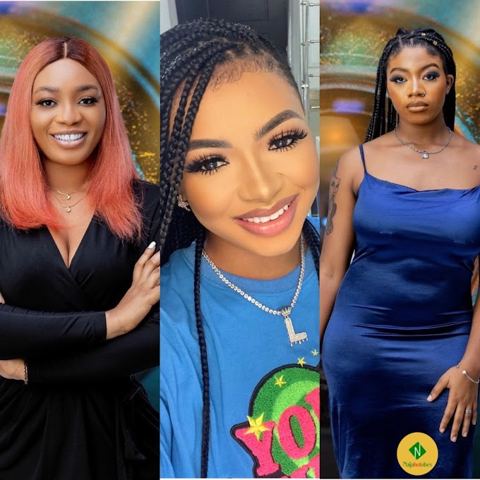 """BBNaija 2021: """"I will slap Angel and Beatrice for Gossiping about me"""" — Liquorose come up with an angry voice (Video)"""
