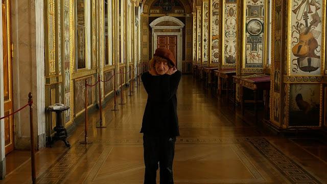 OLEG y las raras artes. [CINE]