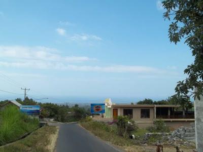 desa senaru,lombok