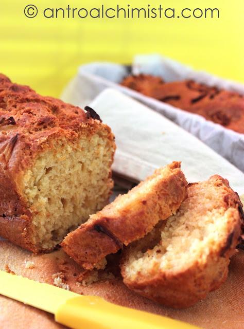 Cake con Cipolla e Pancetta Affumicata