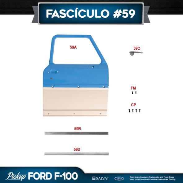 Entrega 59 Ford F-100