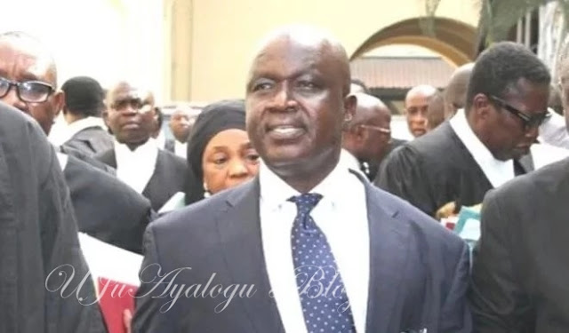 EFCC indicts senior lawyer, submits call logs between him and judges in court