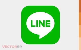 Logo LINE - Download Vector File AI (Adobe Illustrator)