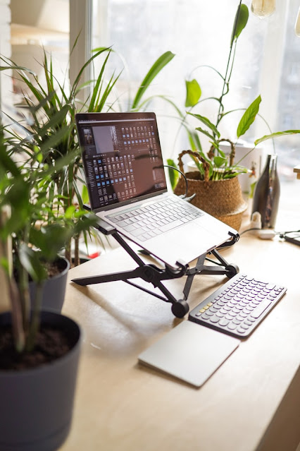 Elevate your laptop