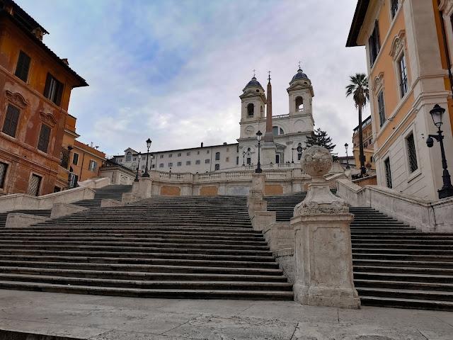 spanish steps, stairs