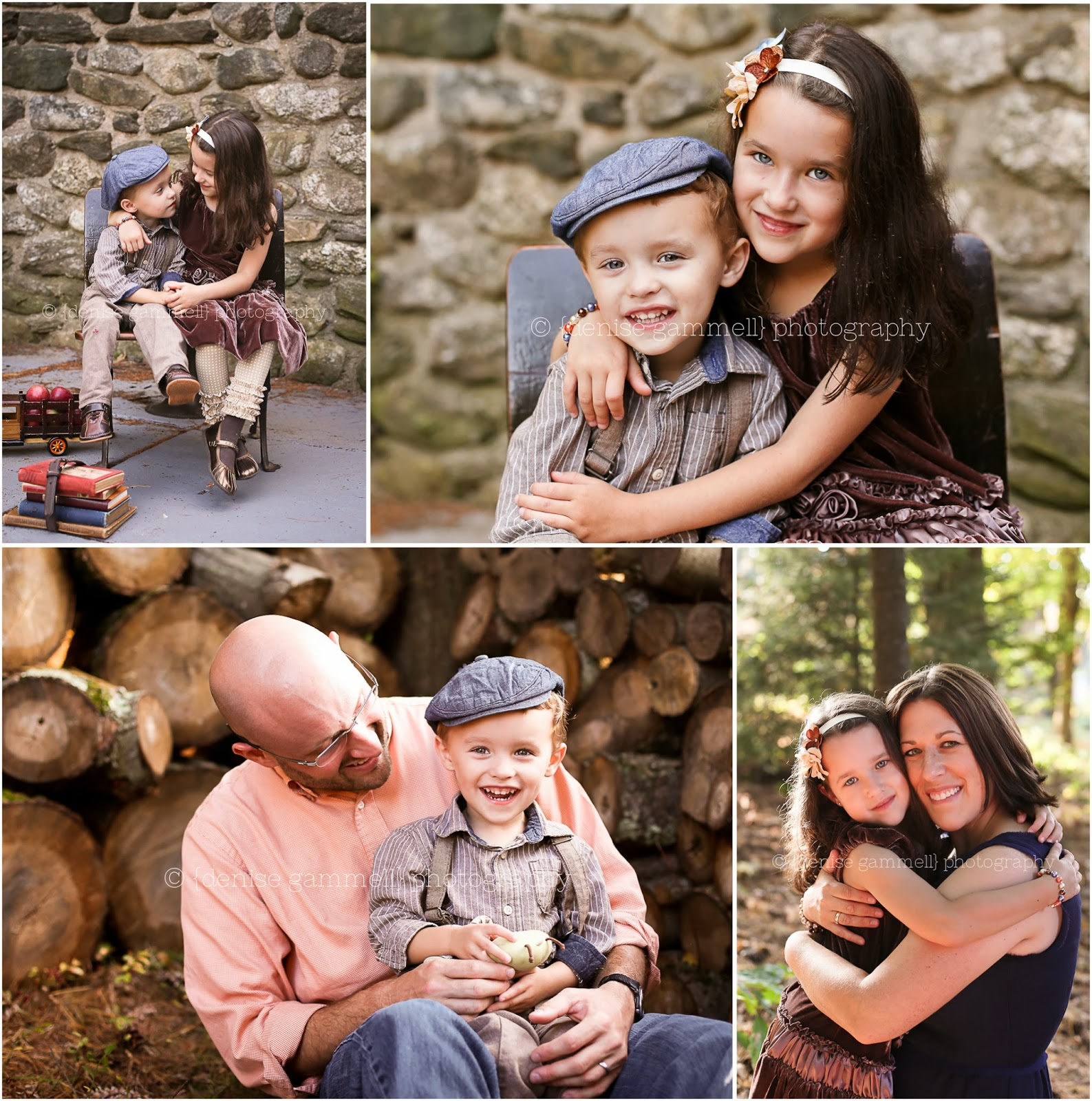 Family Fall Session {CT Family Photographer} Terryville, CT