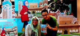 Liputan Blogger dalam peluncuran buku terbaru