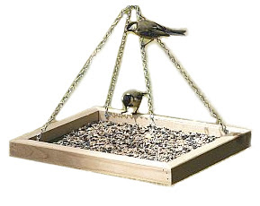 IPCC Shop Wooden Bird Feeder
