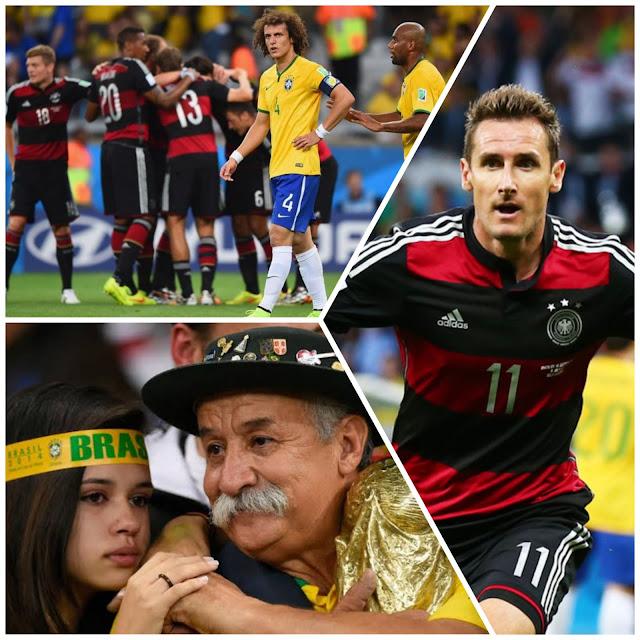 BRASIL Y SU PEOR HUMILLACIÓN EN EL FUTBOL MUNDIAL