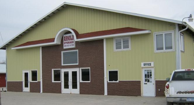 Arnold Storage building