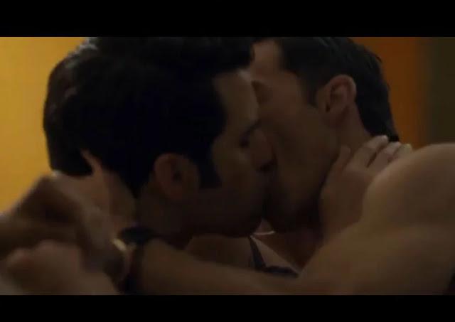 beseo entre hombres telemundo
