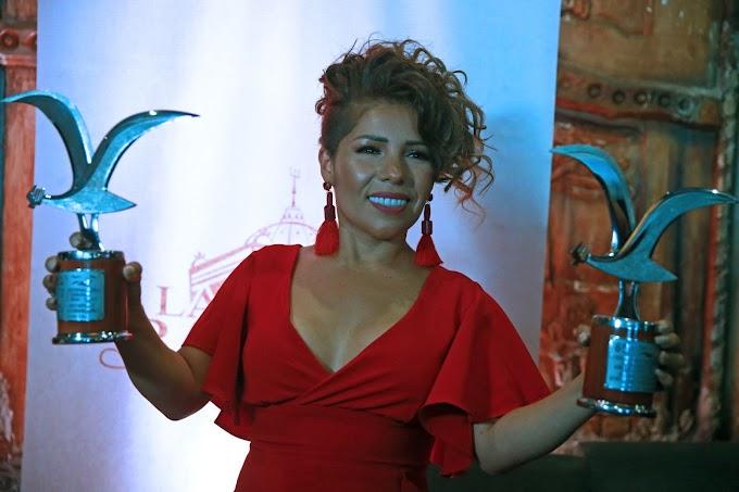 Susan Ochoa limpió casas y vendió pescado antes de ganar las Gaviotas de Plata en Viña del Mar