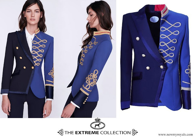 Sarah Ferguson wore a The Extreme Collection Elisabeth Blazer