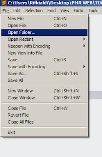 file baru