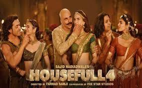Housefull 4 फिल्म की कहानी