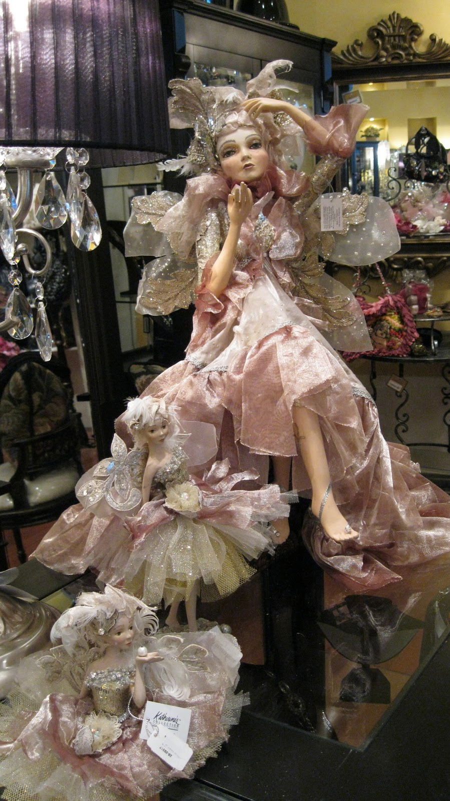 Veranda Couture Dragon Amp Fairies Gt New From