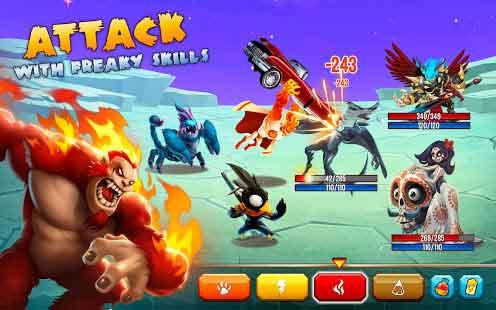 Monster Legends Mod Apk Download