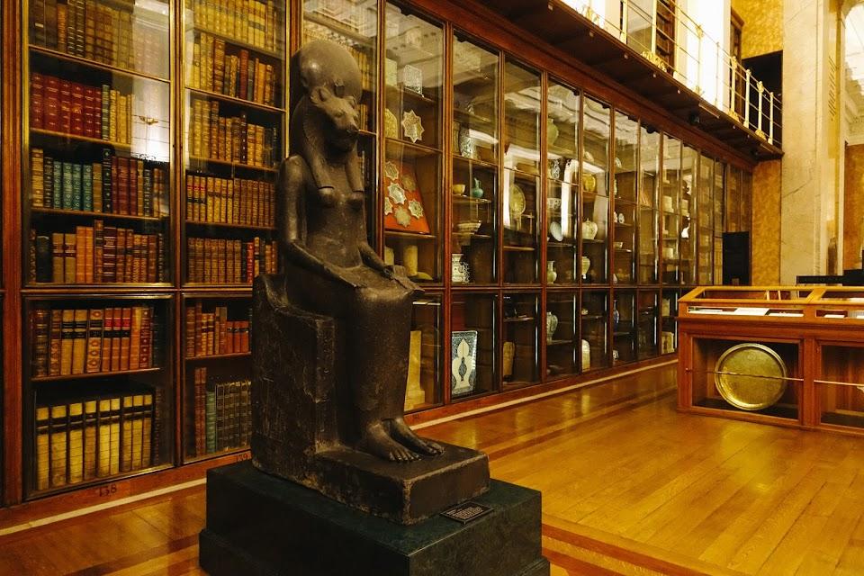 セクメント(Sakhmet)女神像