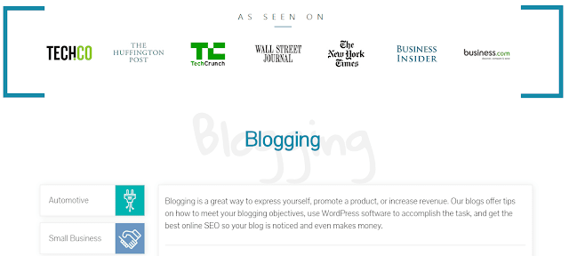 bootstrapping blog media mentions