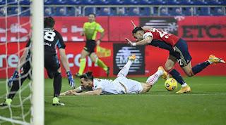 موعد مباراة ميلان وكالياري في الجوله السابعة والثلاثون من الدوري الايطالي