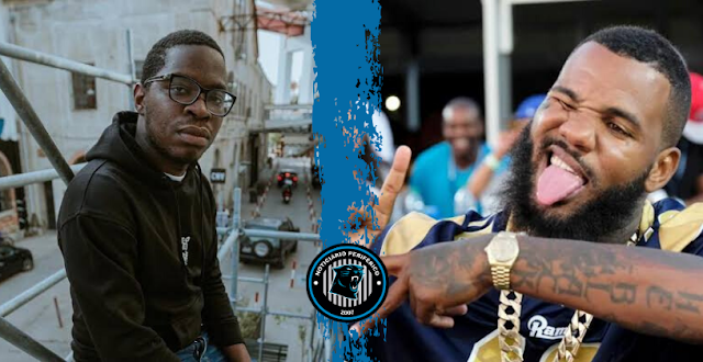 O rapper angolano Kelson Most Wanted plagiou o rapper The Game? Segundo o Carylson Alberto, sim!