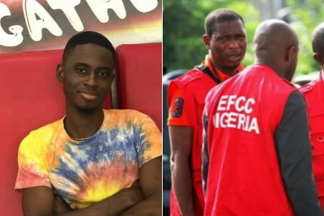 """""""Come to our office to discuss"""" – EFCC replies young man who asks if he can do yahoo yahoo"""
