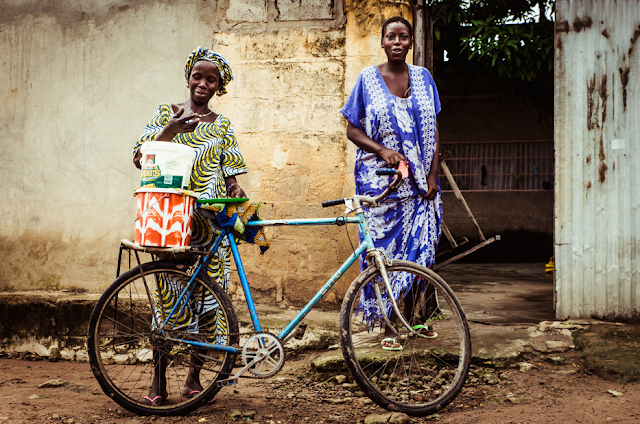 Women of Senegal