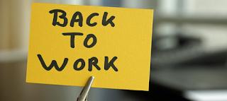 Cara Meningkatkan Semangat Dalam Bekerja