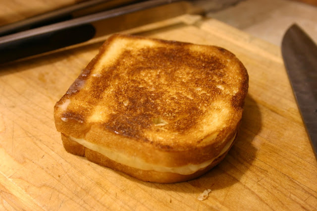 grilled cheese recipe